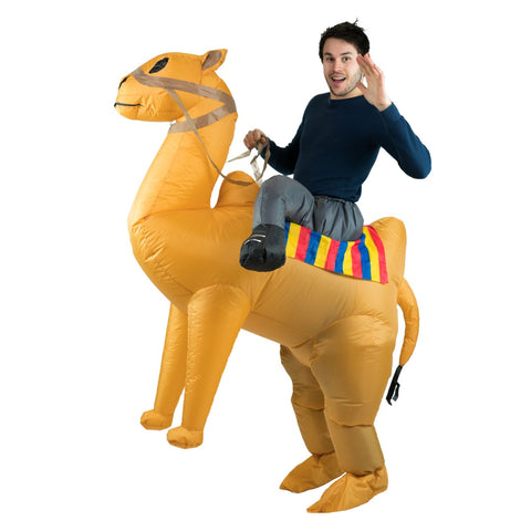 Bodysocks - Inflatable Camel Costume