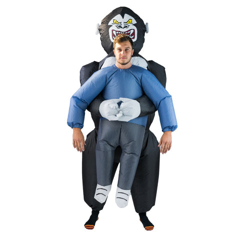Bodysocks - Inflatable Lift You Up Gorilla King Costume