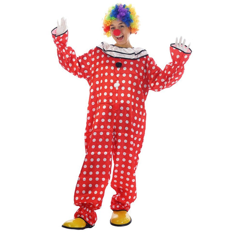 Bodysocks - Adults Clown Costume
