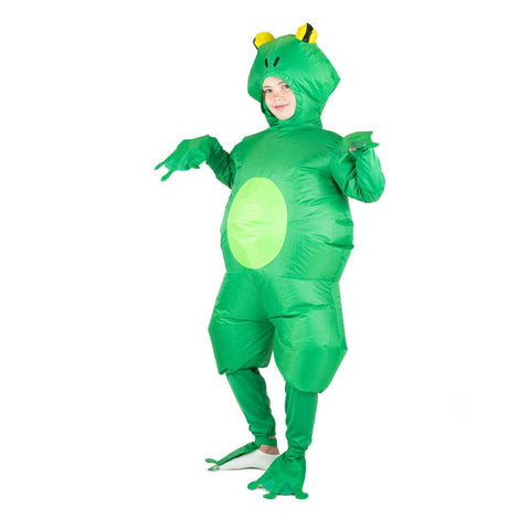 Kids Inflatable Frog Costume