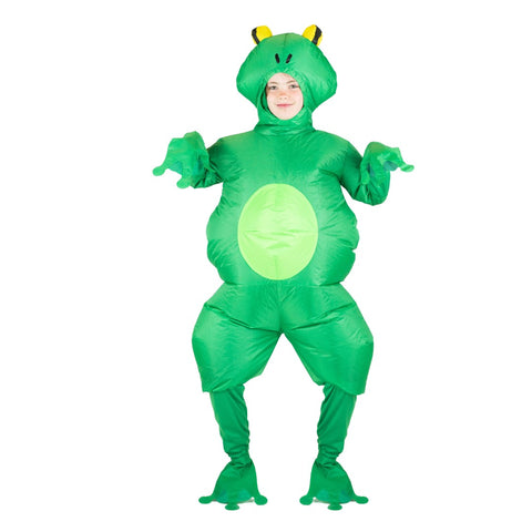 Bodysocks - Kids Inflatable Frog Costume
