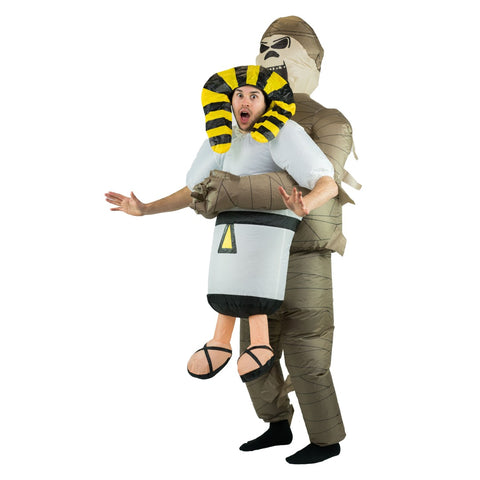 Bodysocks - Inflatable Lift You Up Mummy Costume