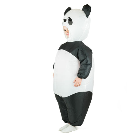Kids Inflatable Panda Costume