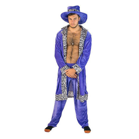 Bodysocks - Men's Pimp Costume