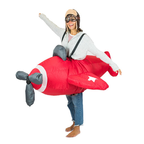 Bodysocks - Inflatable Plane Costume