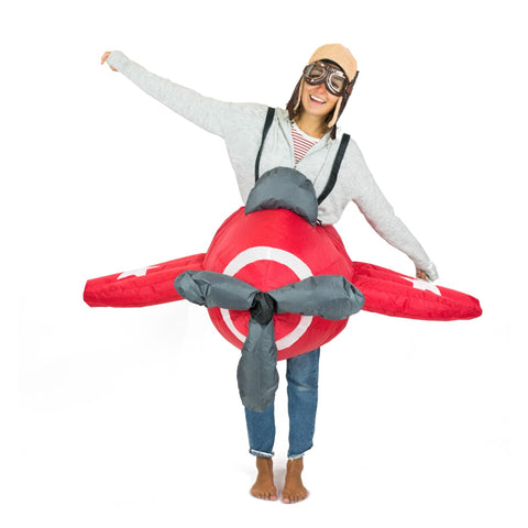 Inflatable Plane Costume