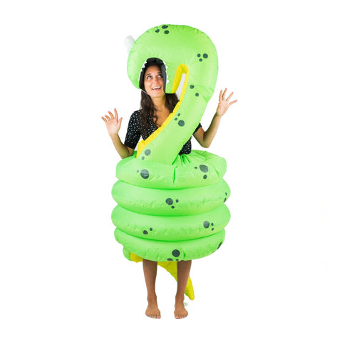 Bodysocks - Inflatable Snake Costume