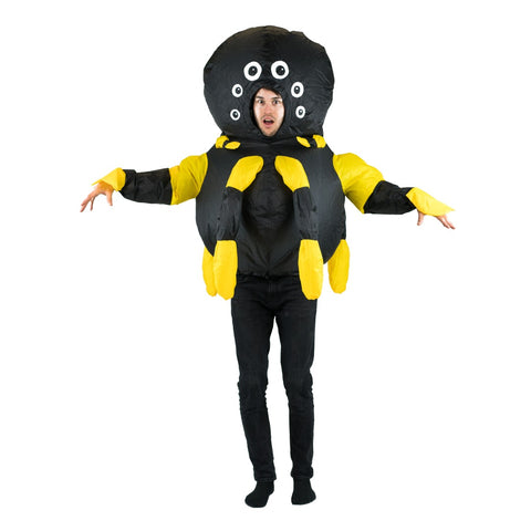 Bodysocks - Inflatable Spider Costume