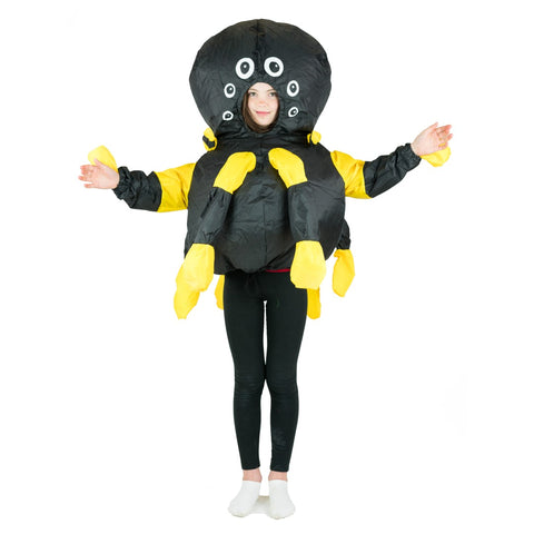 Bodysocks - Kids Inflatable Spider Costume
