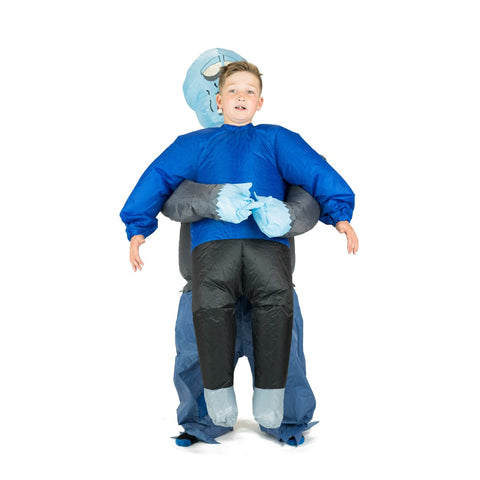 Kids Inflatable Lift You Up Zombie Costume