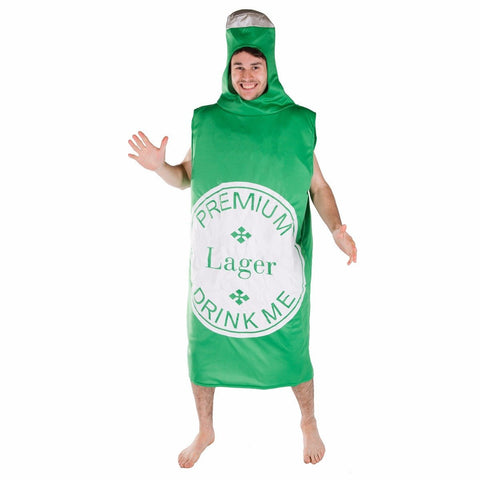 Bodysocks - Beer Bottle Costume