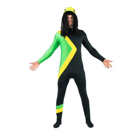 Bodysocks - Cool Runnings Costume