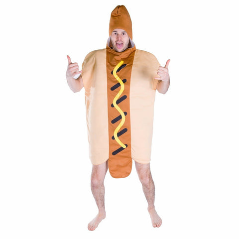 Bodysocks - Hot Dog Costume