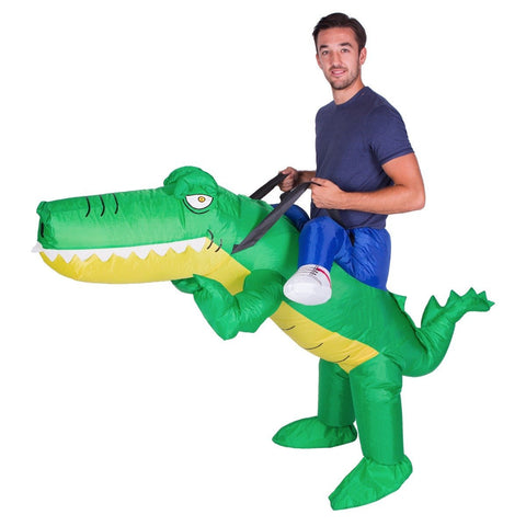 Bodysocks - Inflatable Crocodile Costume