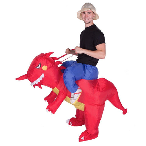 Bodysocks - Inflatable Dragon Costume
