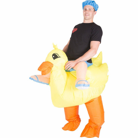 Bodysocks - Inflatable Duck Costume