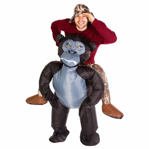 Bodysocks - Inflatable Gorilla Costume