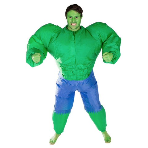 Bodysocks - Inflatable Hulk Costume