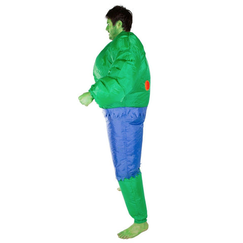 Inflatable Hulk Costume