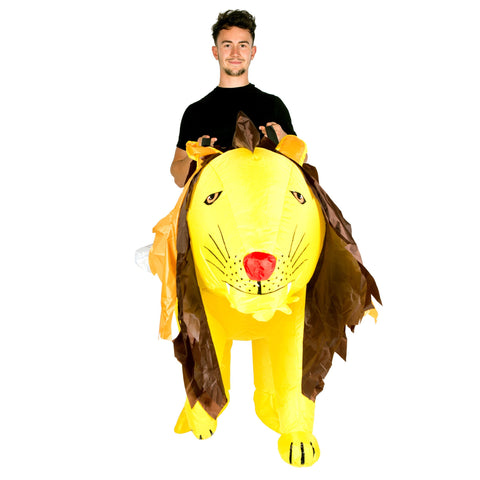 Inflatable Lion Costume