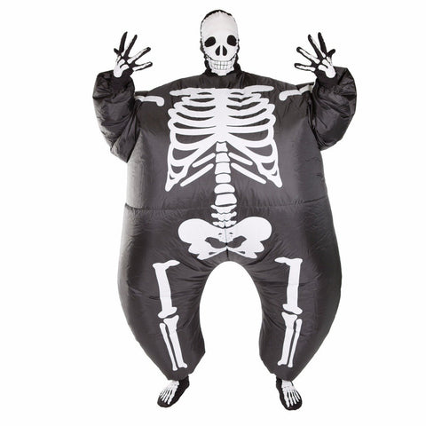 Bodysocks - Inflatable Skeleton Costume