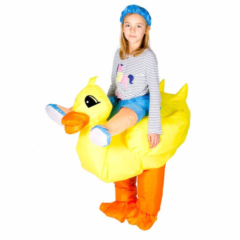 Bodysocks - Kids Inflatable Duck Costume