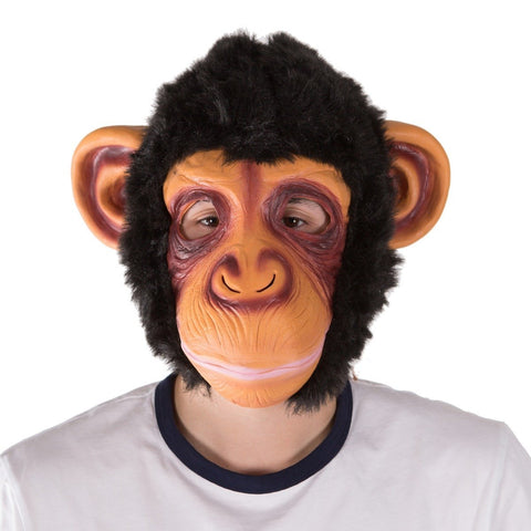 Bodysocks - Latex Monkey Mask