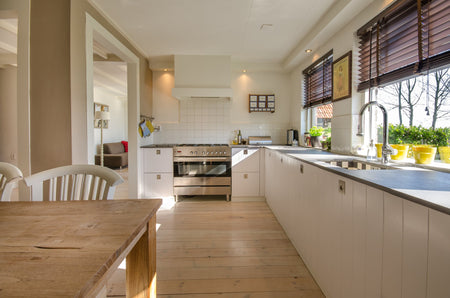 5 Smart Tips on Redesigning Your Kitchen on a Budget