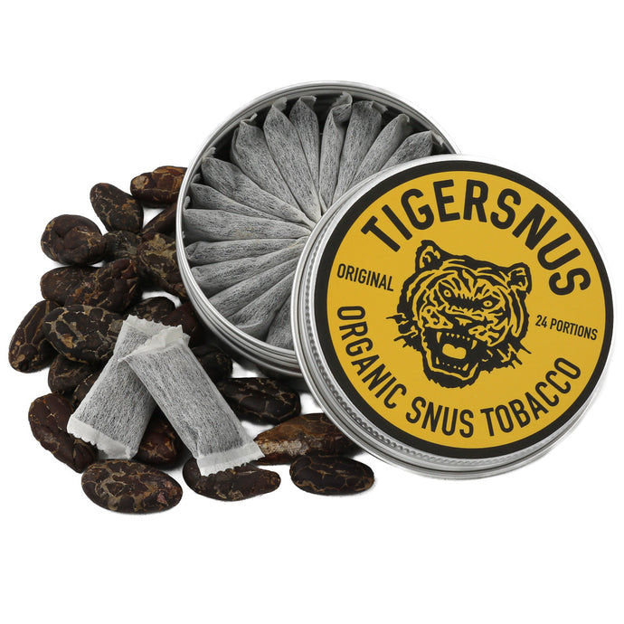 TIGERSNUS ORIGINAL - 24 portions