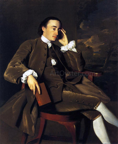 John Singleton Copley John Bours - Hand Painted Oil Painting