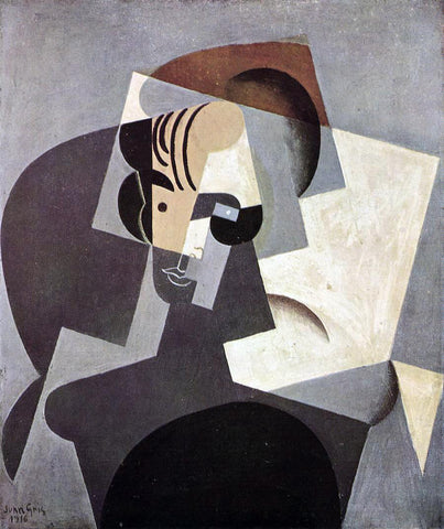 Juan Gris Portrait of Josette - Hand Painted Oil Painting