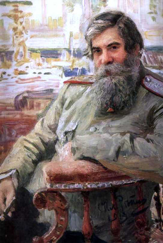 Ilia Efimovich Repin Portrait of Vladimir Bekhterev - Hand Painted Oil Painting