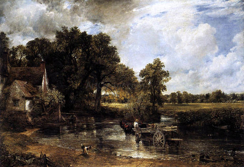 John Constable The Hay-Wain - Hand Painted Oil Painting