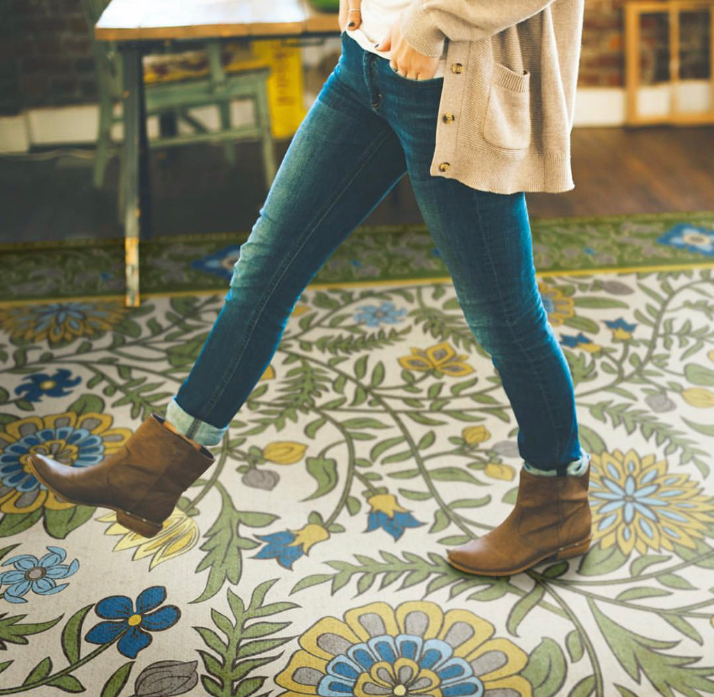 Spicher & Co Classic & Artisanry Vinyl Floorcloths