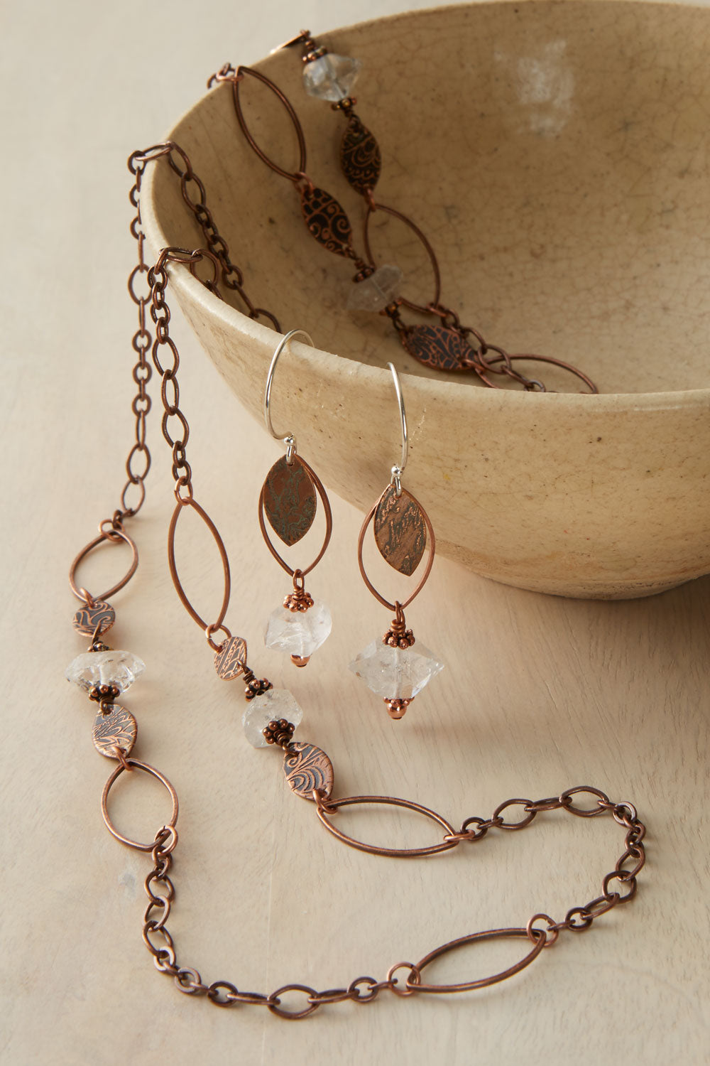 imagine-jewelry-womens-usa-made-herkimer-copper-necklace