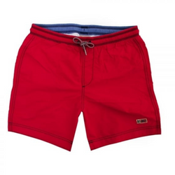 NAPAPIJRI RED SWIMSHORTS VILLA