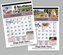 Load image into Gallery viewer, ODT Calendar - A4