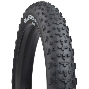 45NRTH Dillinger 4 Tire - 26 x 4.0 Tubeless-Ready Folding Bicycle Tire 120tpi Studdable