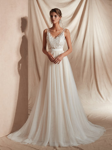 products/beach-wedding-dress-with-sweep-train-simple-wedding-dress-wd00359.jpg