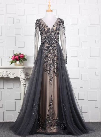 products/beaded-prom-dress-with-illusion-sleeves-fitted-prom-dress-with-overskirt-pd00380-1.jpg