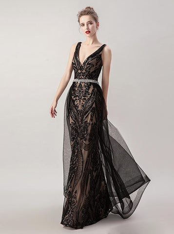 products/black-sequined-prom-dress-mermaid-prom-dress-with-overskirt-pd00446-1.jpg