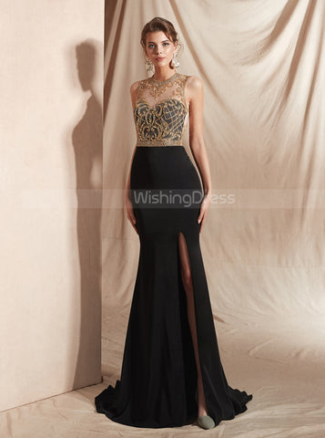 products/black-spandex-prom-dresses-evening-dress-with-slit-pd00414-2.jpg