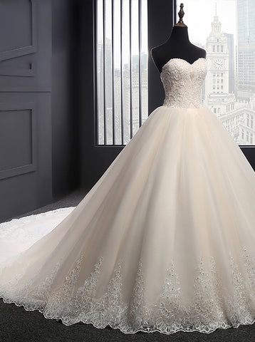 products/classic-wedding-dresses-ball-gown-wedding-dress-strapless-wedding-gown-wd00064-1.jpg