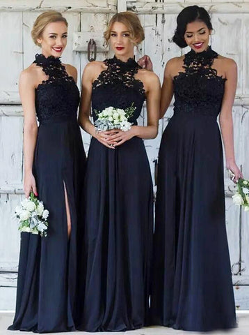 products/dark-navy-bridesmaid-dress-chiffon-bridesmaid-dress-with-slit-high-neck-bridesmaid-dress-bd00103.jpg