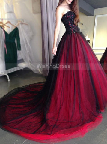products/strapless-prom-dress-tulle-elegant-wedding-dress-pd00423-1.jpg