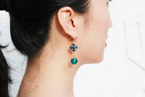 OneMe Classic Cloisonne Earrings