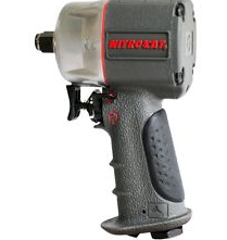 "Compact & Lightweight Composite Impact Wrench Part #: ACA-1056 XL Drive: 1/2"" RPM: 9000 dBA: 85"