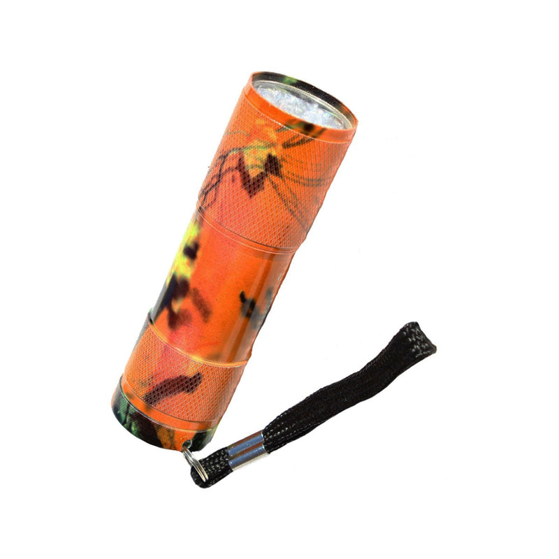CL-9 Torch - Orange Camouflage