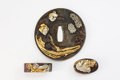 TFK019 SEXUAL WOMEN MAN TSUBA FUCHI KASHIRA