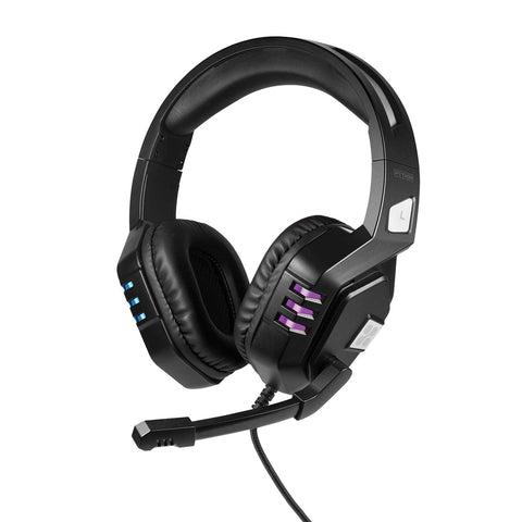 High Performance Wired Gaming Headset with Extended Microphone